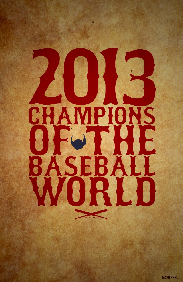 Champions of the Baseball World