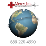 Mercy Jets Sticker