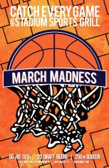 SSG March Madness