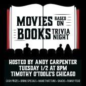 BOOKS2MOVIES TRIVIA